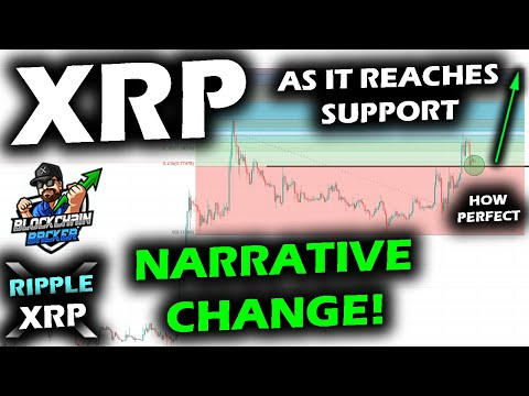 REMARKABLE! As Ripple XRP Price Chart Settles on Multi-Year Support, Big SEC News Erupts!