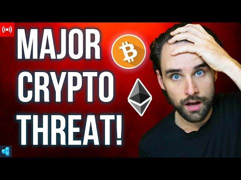🔴This is a MAJOR Threat to Crypto!