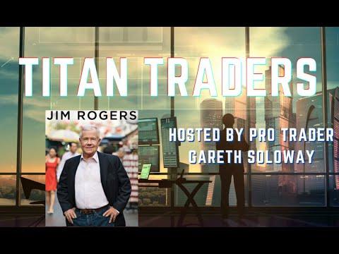 TITAN TRADERS: Two Investing Legends Speak, AMC, Bitcoin, Gold & More…