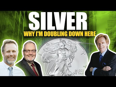 Silver Slammed: Why I'm Doubling Down Using Recent Crypto Profits