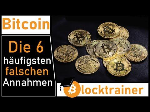Bitcoin – 6 häufige falsche Annahmen!   Stromverbrauch, Illegal, Mining und mehr!