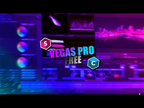 How To Get Sony Vegas 18 PRO FREE Download sapphire, bcc, and twixtor