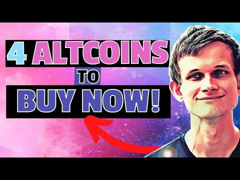 TOP 4 AltCoins to BUY Right NOW! Finding 100X Crypto AltCoins EASY!