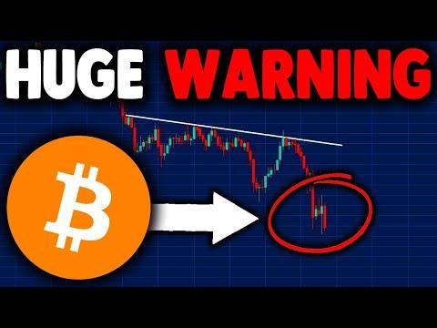 WARNING ALL BITCOIN HOLDERS!! BITCOIN CRASH & BITCOIN PRICE PREDICTION (Bitcoin News Today)
