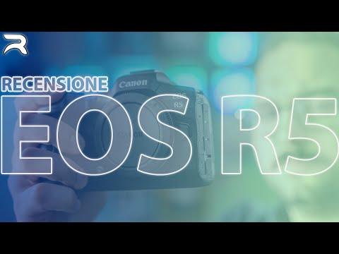 Canon EOS R5 ITA Recensione: video in 8K e foto a 45 megapixel
