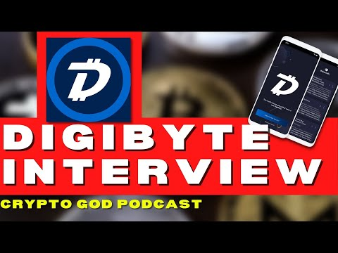 DIGIBYTE COIN INTERVIEW PART 2(CRYPTO GOD PODCAST)