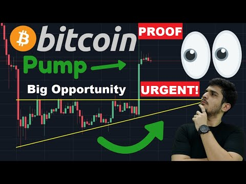 🔴 URGENT! Bitcoin Will Pump To The MOON 🔥 Biggest Opportunity 🤩 Crypto News Today 💯