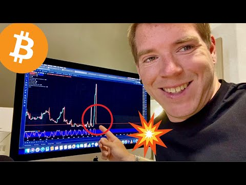 OMG!!!!!! THE BITCOIN BOTTOM IS IN!!!!! [my next targets]