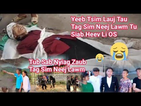 Yeeb Tsim Lauj Tau Tag Lub Neej Txoj Sia Lawm Tu Siab Heev, Hnub 27/06/2021
