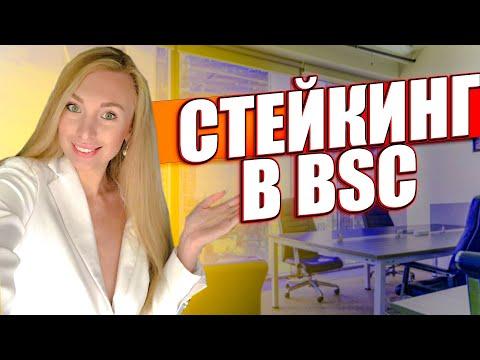 Cтейкинг BNB в Binance Smart Chain (BSC) | BSC Staking Binance Coin