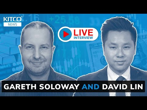 Stocks, crypto and gold trading with Gareth Soloway