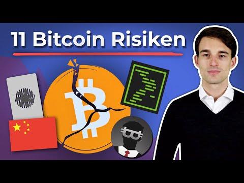 Bitcoin Kritik: 11 Risiken bzw. Probleme von Bitcoin!