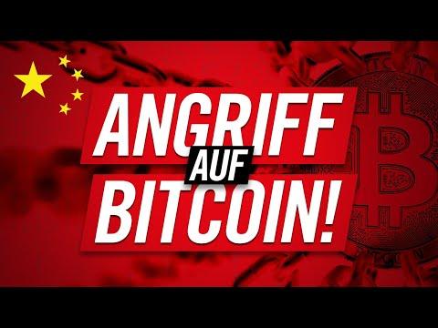 Zerstört China den Bitcoin?