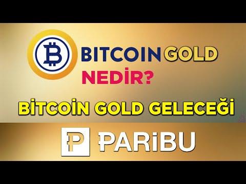 BİTCOİN GOLD NEDİR? BİTCOİN GOLD GELECEĞİ | HANGİ ALT YAPIYI KULLANIYOR | Kripto Para | Paribu