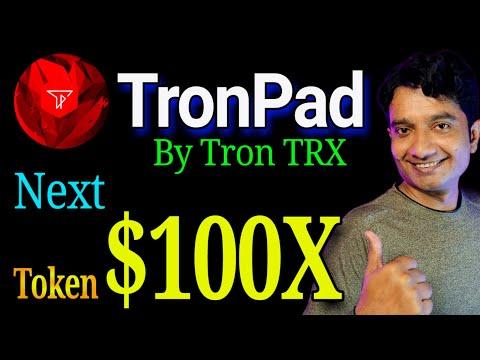 Tronpad coin | Tronpad price prediction |Tron TRX Project | TronPad crypto
