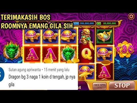 Dragon bg 3 naga 1 koin d tengah, jp nya gila | 5 dragon higgs domino
