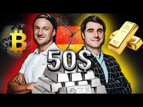 Silber auf 50$? Bitcoin vor Hacker-Angriff? Perspektivloses Deutschland?