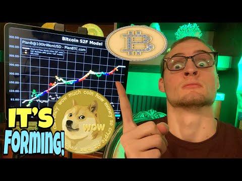 CRAZY NEW Dogecoin & Bitcoin INDICATION ⚠️