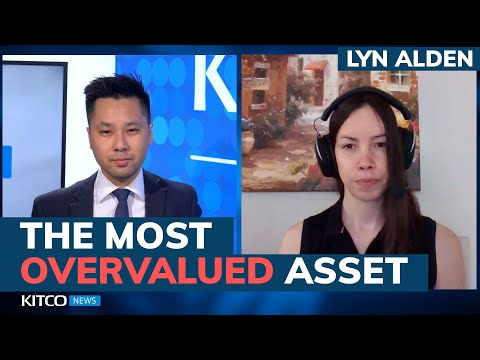 Bitcoin, gold, or stocks: which of these has 'never been more expensive'? Lyn Alden