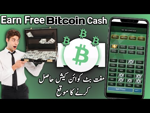 How To Earn Free Bitcoin Cash | get free bitcoin cash just completing simple tasks | fast earning