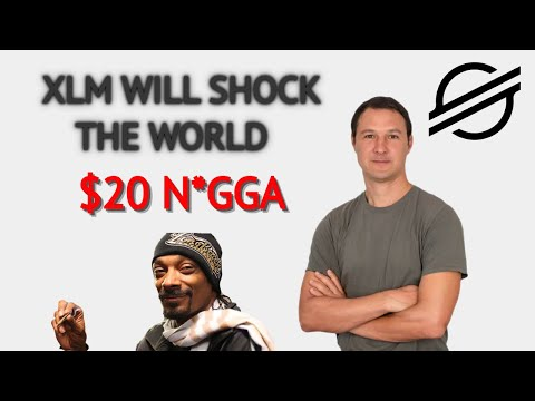 Stellar XLM TO $20 – XLM WILL SHOCK THE ENTIRE WORLD
