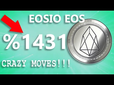 WE JUST BROKEOUT!!! EOSIO EOS CRYPTO COIN PRICE PREDICTION NEWS TODAY LIVE TECHNICAL ANALYSIS