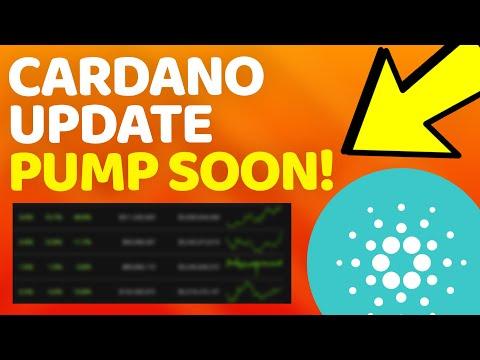 CARDANO (ADA) IS READY TO EXPLODE! | DAILY CARDANO UPDATE | CRYPTO NEWS | BITCOIN | CARDANO NEWS