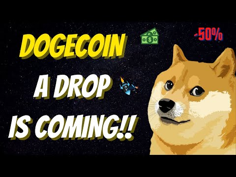 ? NEW DOGECOIN UPDATE! DOGECOIN BAD SIGNS! *A DROP IS COMING*