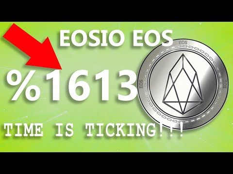 IT'S HAPPENING TAKE THIS!! EOSIO EOS CRYPTO COIN PRICE PREDICTION NEWS TODAY LIVE TECHNICAL ANALYSIS