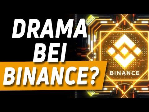 Binance-Schock! Gefahr für Bitcoin & Co?