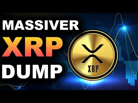 Massiver XRP dump & China schließt mehr Krypto-Mining-Betriebe