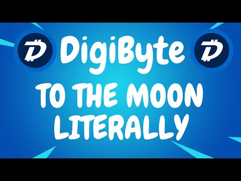 Digibyte DGB Price Prediction – TO THE MOON LITERALLY ?? – Digibyte DGB Crypto Price Prediction