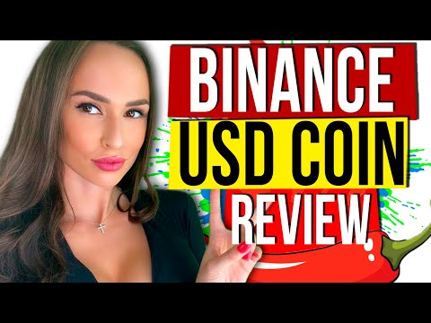 BINANCE USD COIN – What Is BUSD COIN – How It Works – BUSD Coin Review