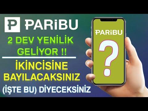 PARİBU'YA 2 DEV YENİLİK GELİYOR – İKİNCİSİNE BAYILACAKSINIZ – Paribu