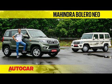 2021 Mahindra Bolero Neo review – Out goes the TUV300, in comes the Bolero Neo | Autocar India