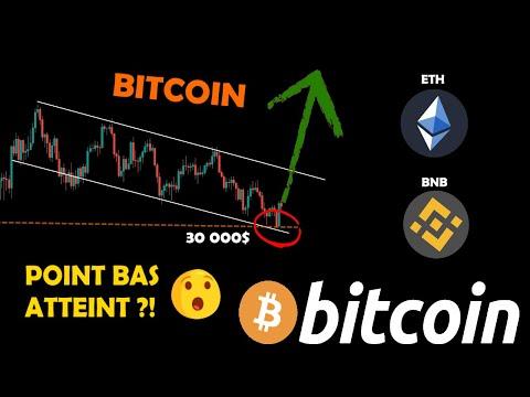 BITCOIN 🚨 REBOND EN COURS ! / ETHEREUM 🤑 SUPER SETUP + ANALYSE BNB 🧐 crypto monnaie fr btc eth bnb