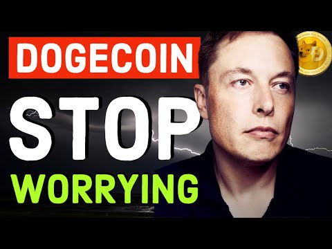 DOGECOIN GOOD NEWS REVEALED! | STOP WORRYING!! | BREAKING NEWS & DOGECOIN LATEST PRICE PREDICTIONS!!