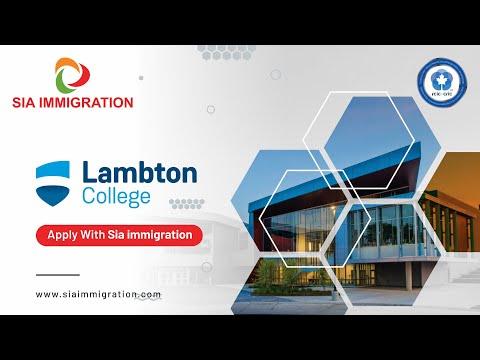 Study in Lambton College   Toronto Mississauga Sarnia   Apply with Sia immigration