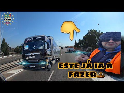 FAZENDO??♂️/SEU NOME E SIA CIDADE.(145/2021)#ESTRADA #PORTUGAL #EUROPA