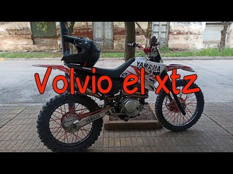 Yamaha XTZ 125 @ 150 cc