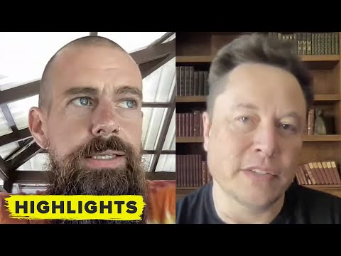 Musk and Dorsey discuss Dogecoin's purpose (B Word Conference)