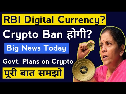 Crypto News Today and RBI on Cryptocurrency and CBDC   Best Cryptocurrency To Invest 2021 on WazirX