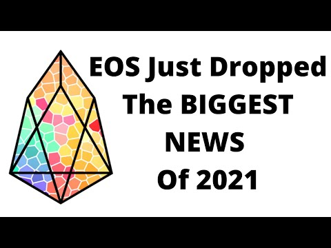 EOS Just Dropped The BIGGEST News OF 2021 & No One Even Noticed…