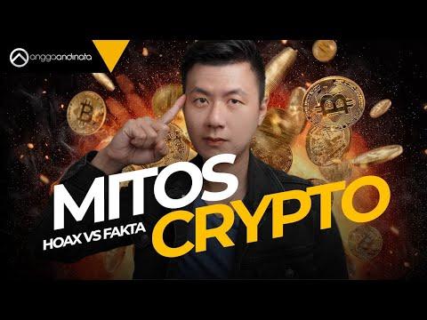 Mitos-Mitos Crypto & Fakta Dibalik Crypto