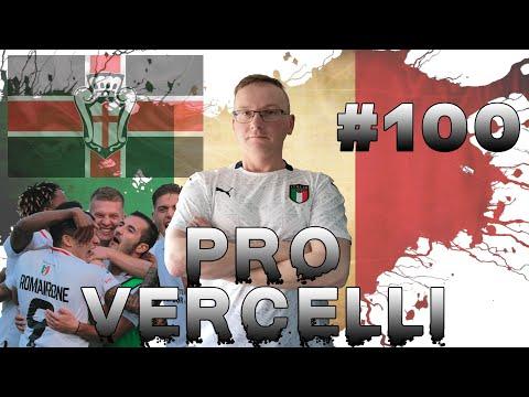 Football Manager 2021 PL (HC+) – Pro Vercelli   #100