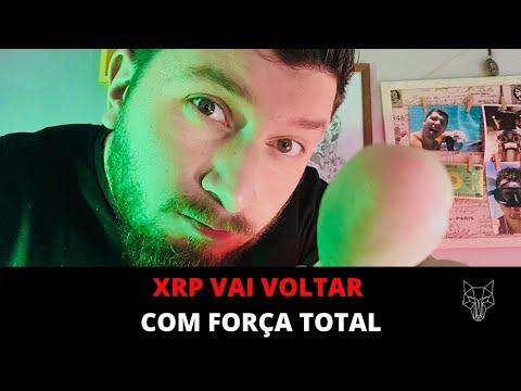XRP É O GLOBAL COIN [ VAI VOLTAR COM FORÇA TOTAL ]