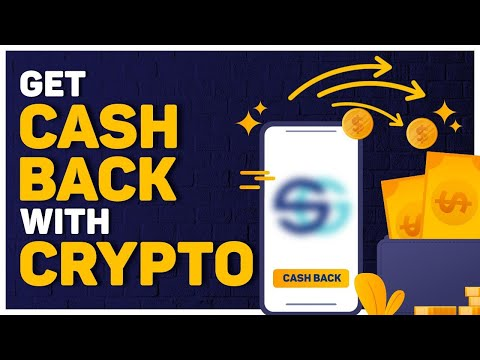 I made $1000s with this 100% crypto cash back app?? SocialGood Review