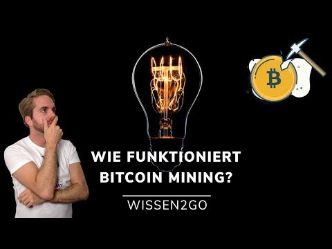 Wie funktioniert Bitcoin Mining? – Wissen2Go #Shorts