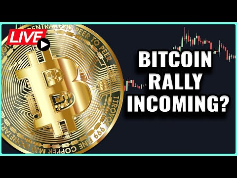 Massive Bitcoin Opportunity!! – Options Expiry Causing Bitcoin Rally? Coffee N Crypto LIVE