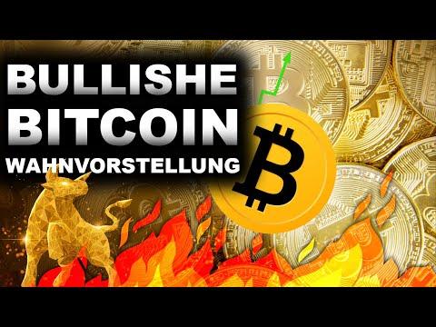 Bitcoin bullishe Wahnvorstellung & Bitcoin Mining Hashrate steigt